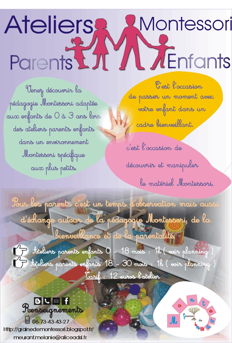 Atelier parent enfant