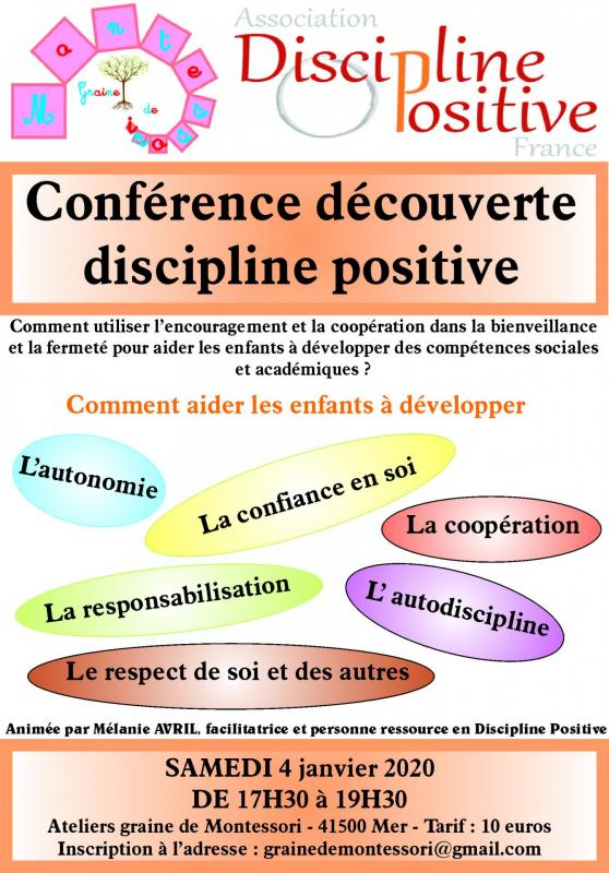 Conference discipline positives 2020
